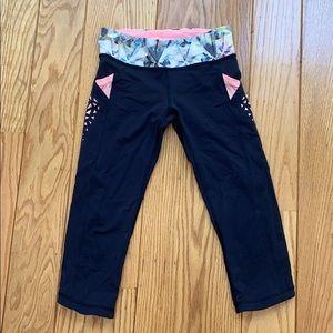 Ivivva Navy Crop Pants Size 10